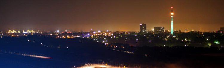 Nachtpanorama (c) Soeren Spoo, Dortmund-Agentur, Quelle Stadt Dortmund